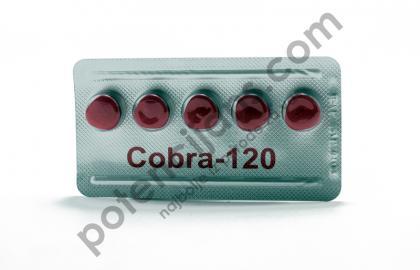 Cobra 120 crvena